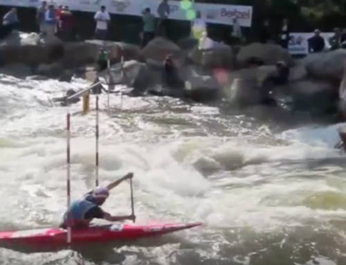 Wireless Network For Canoe Slalom World Championships