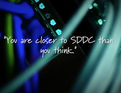 Software Defined Data Center Video