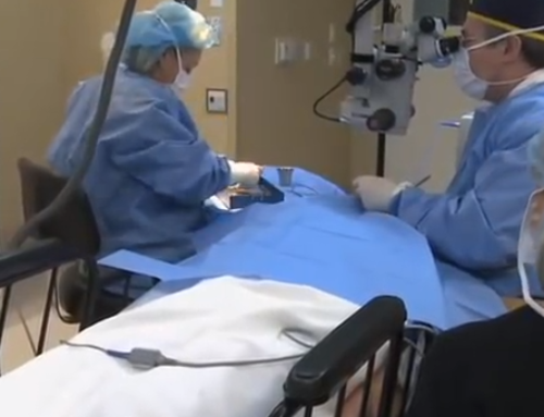 Cataract Surgery Video Phoenix, AZ