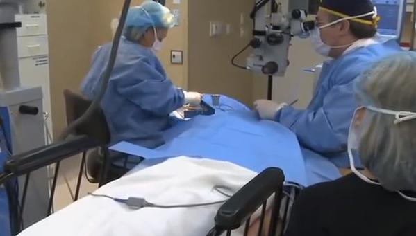 Cataract Surgery Video Phoenix, AZ