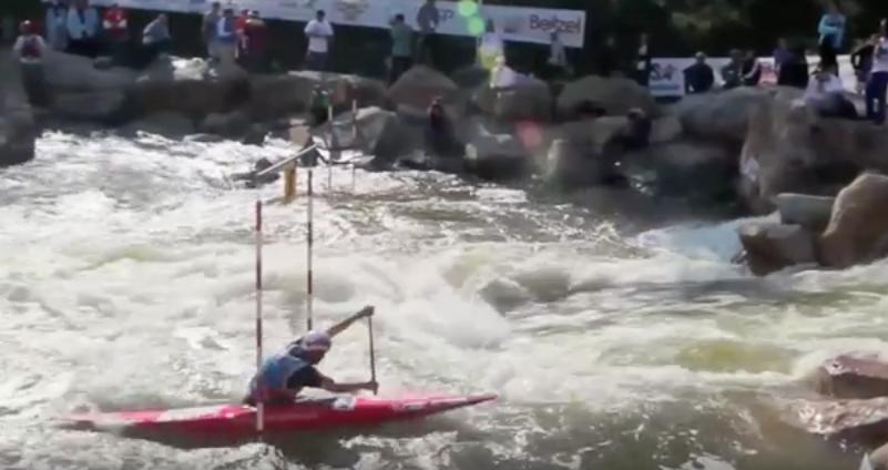 Wireless Network For Canoe Slalom World Championships