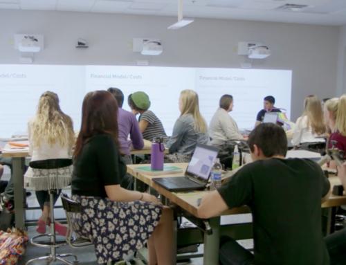 High Tech Classroom