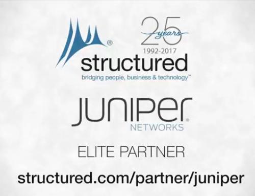 Structured Juniper video