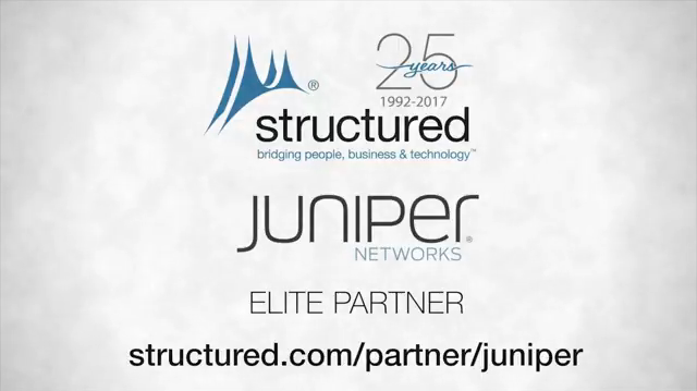 Structured Juniper video