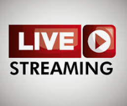 web story tellers video production live streaming button